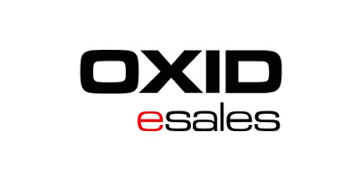 Ecommerce Lösung - OXID esales