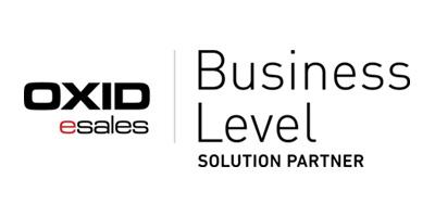 OXID esales Partner - Business Level